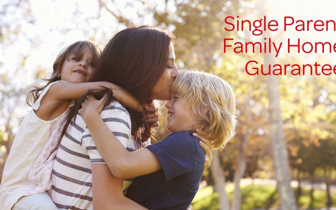 2% Deposit Home Loans for Single Parents